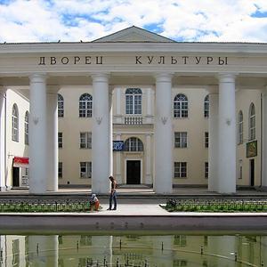 Дворцы и дома культуры Шадринска