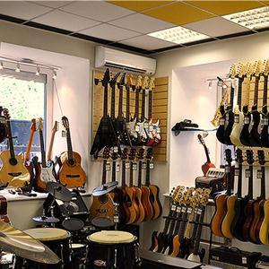 Музыкальные магазины Шадринска