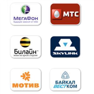 Операторы сотовой связи Шадринска