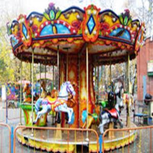 Парки культуры и отдыха Шадринска