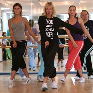 Школы танцев Шадринска