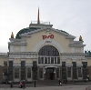 Железнодорожные вокзалы в Шадринске