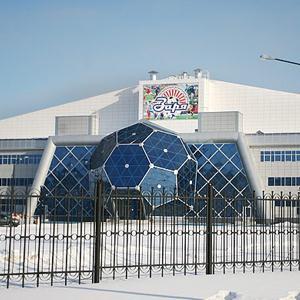 Спортивные комплексы Шадринска