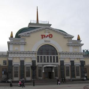Железнодорожные вокзалы Шадринска